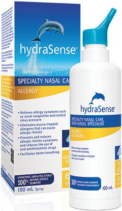 HYDRASENSE ALLERGY 100ML - Queensborough Community Pharmacy