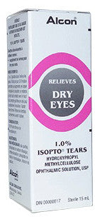 ISOPTO TEARS 1.0% 15ML - Queensborough Community Pharmacy