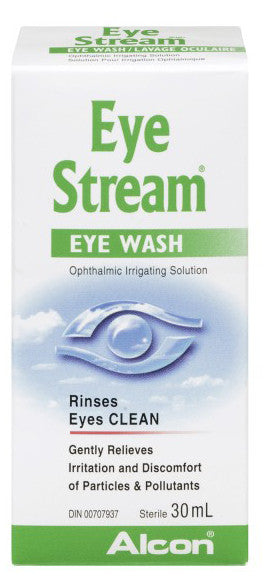 EYE STREAM IRRITATING SOLN 30ML - Queensborough Community Pharmacy