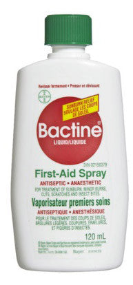 BACTINE LIQ 120ML - Queensborough Community Pharmacy