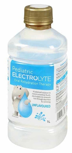 PEDIATRIC ELECTROLYTE-UNFLAVOR 1L - Queensborough Community Pharmacy
