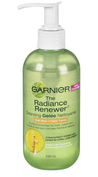 GARNIER RADIANCE RENEWER CLEANSER GELEE 236ML - Queensborough Community Pharmacy