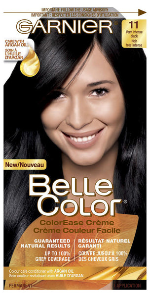 GAR BELLE COL VERY INTENSE GARNIER BLACK #11 1'S - Queensborough Community Pharmacy