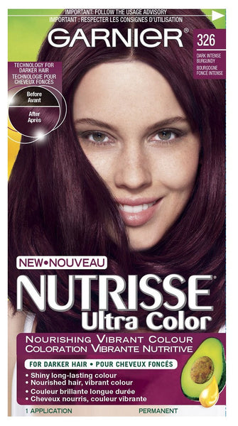 GARNIER NUTRISSE INTENSE SHADE #326 - Queensborough Community Pharmacy