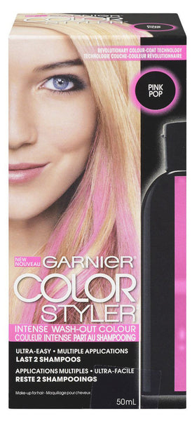 GARNIER COLOR STYLER PINK HAIR COLOR 1'S - Queensborough Community Pharmacy