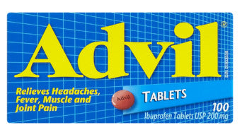 ADVIL CPLT 200MG 100'S - Queensborough Community Pharmacy