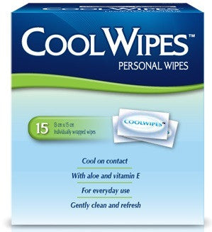 Monistat Sooth Care Cool Wipes 15 S Queensborough Community Pharmacy