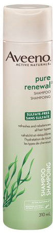 AVEENO ACTIVE NAT PURE RENEWAL SHAMPOO 310ML - Queensborough Community Pharmacy