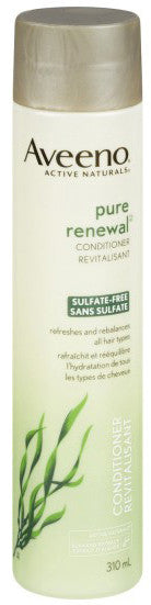 AVEENO ACTIVE NAT PURE RENEWAL CONDITIONER 310ML - Queensborough Community Pharmacy