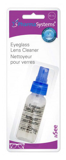 EYEGLASS LENS CLEANER PS920 - Queensborough Community Pharmacy