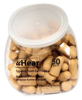 EAR PLUGS TUB #DM844 50'S - Queensborough Community Pharmacy