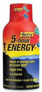 5-HOUR ENERGY BERRY 10/57ML - Queensborough Community Pharmacy