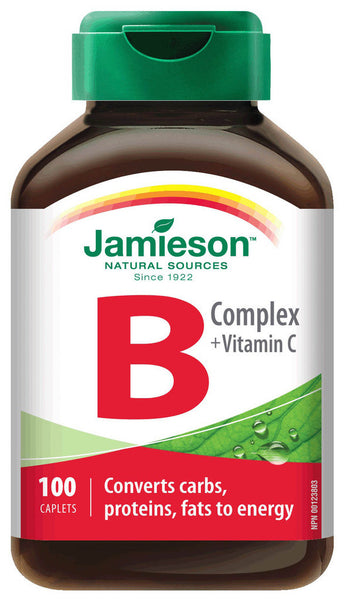 JAMIESON B COMPLEX + C 250MG - Queensborough Community Pharmacy