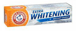 A&H EXTRA WHITENING BRILLIANT SPARKLE TOOTHPASTE 90ML - Queensborough Community Pharmacy