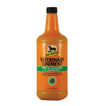 ABSORBINE VET. LINIMENT 475ML - Queensborough Community Pharmacy