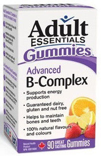 ADULT ESSENTIALS B COMPLEX 90'S - Queensborough Community Pharmacy