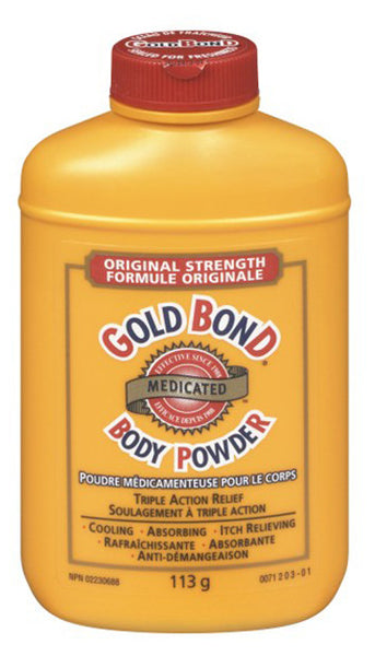 GOLD BOND MEDIC PWD 113G - Queensborough Community Pharmacy