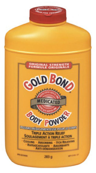 GOLD BOND MEDIC PWD 283G - Queensborough Community Pharmacy