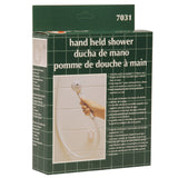 AIRWAY HAND HELD SHOWER STANDARD 1'S - Queensborough Community Pharmacy - 2