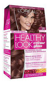 L'OREAL HEALTHY LOOK MED RED BROWN #5R - Queensborough Community Pharmacy