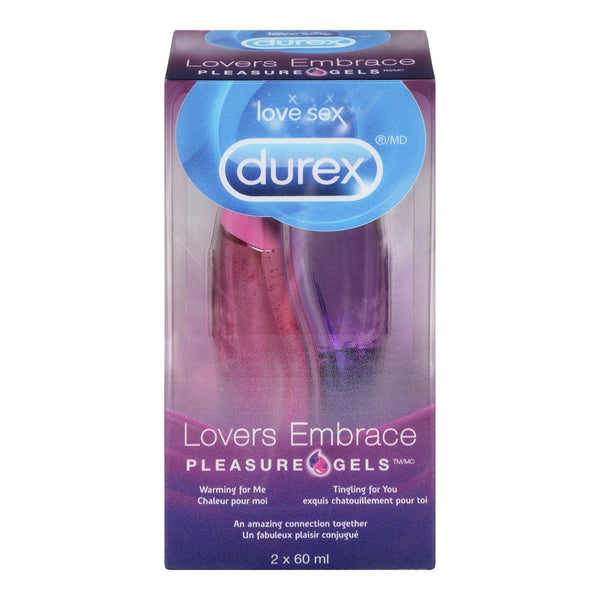 DUREX EMBRACE LUBE 1'S - Queensborough Community Pharmacy