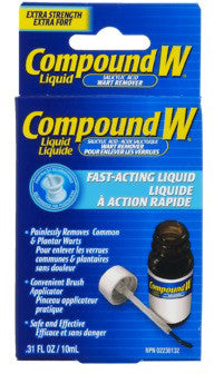COMPOUND W LIQ 10ML - Queensborough Community Pharmacy