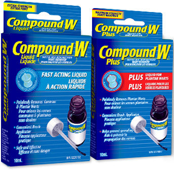 COMPOUND W PLUS 10ML - Queensborough Community Pharmacy