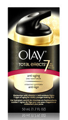 OLAY TOTAL EFFECTS REG CRM 50ML - Queensborough Community Pharmacy