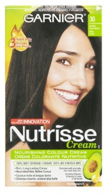 GARNIER NUTRISSE CREAM EBONY #30 - Queensborough Community Pharmacy