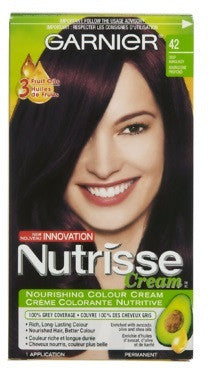 GARNIER NUTRISSE CREAM B/CURRANT #42 - Queensborough Community Pharmacy