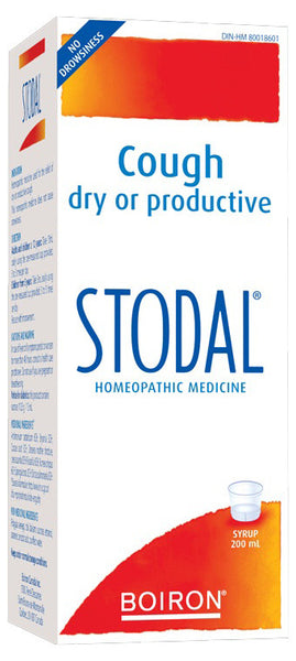 STODAL COUGH SYRUP 200ML - Queensborough Community Pharmacy