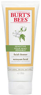 BURT'S BEES SENS FACIAL CLEANSE 170G - Queensborough Community Pharmacy