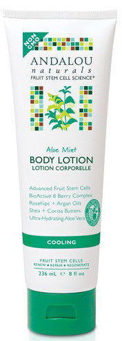 ANDALOU NATURALS ALOE MINT BODY LOTION - Queensborough Community Pharmacy