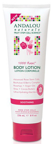 Andalou Naturals Lavender Thyme Body Lotion - Queensborough Community Pharmacy