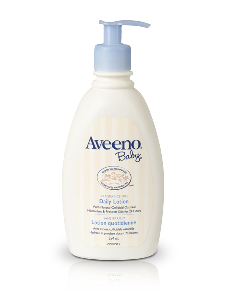 AVEENO BABY DAILY LOTION 227ML - Queensborough Community Pharmacy