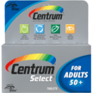 CENTRUM SELECT 50+ TABS 100'S - Queensborough Community Pharmacy