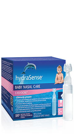 HYDRASENSE EASY DOSES INF 30X5ML - Queensborough Community Pharmacy