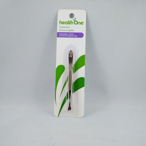 HEALTH ONE TWEEZER DIAGONAL - Queensborough Community Pharmacy