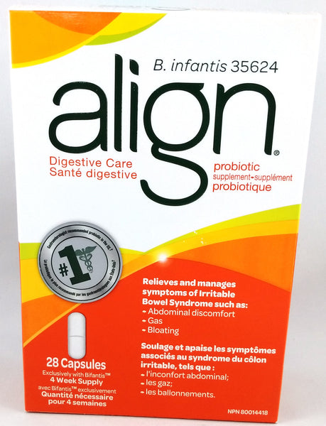 ALIGN BASE DIGESTIVE HEALTH CAP 28'S - Queensborough Community Pharmacy