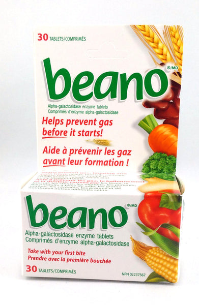 BEANO TABS 30'S - Queensborough Community Pharmacy