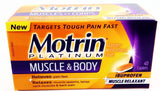 MOTRIN PLATINUM MUSCLE & BODY 40'S - Queensborough Community Pharmacy - 1