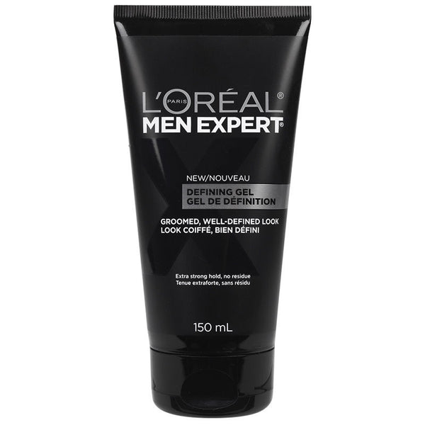 L'OREAL MEN EXP GEL STRONG HOLD150ML - Queensborough Community Pharmacy