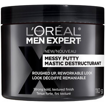 L'OREAL MEN EXP MESSY LOOK PASTE110G - Queensborough Community Pharmacy