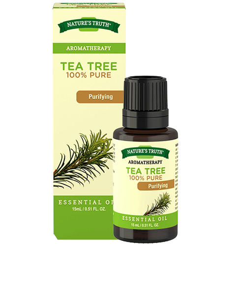 NATURES TRUTH ESSENTIAL OIL TEA TREE 15ML