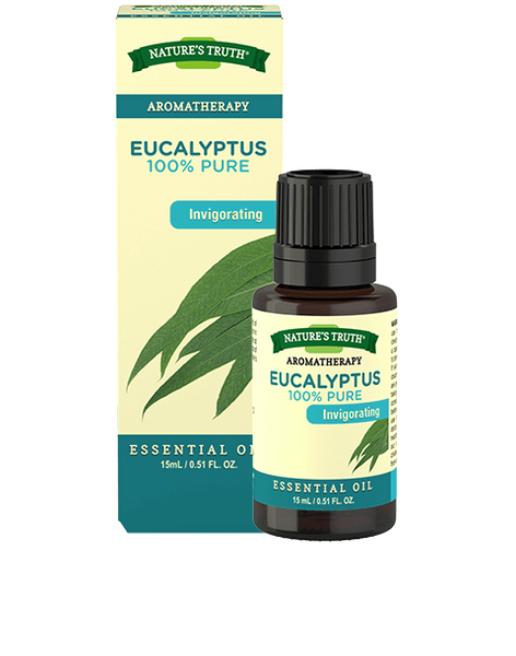 NATURES TRUTH ESSENTIAL OIL EUCALYPTUS 15ML