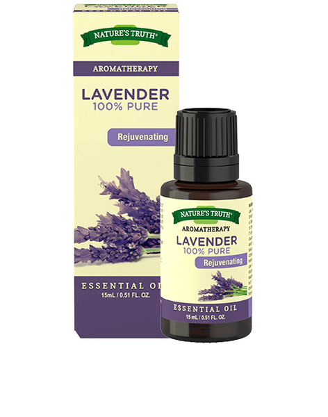 NATURES TRUTH ESSENTIAL OIL LAVENDER 15ML