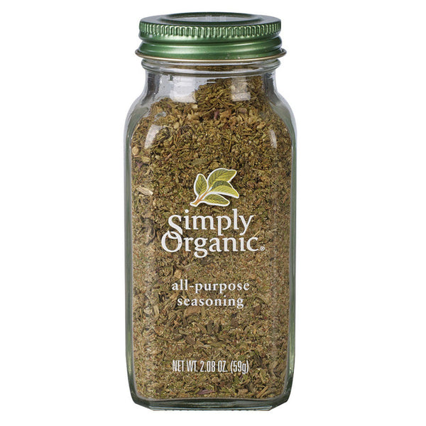 SIMPLY ORGANIC ORGANIC SPICES - Queensborough Community Pharmacy - 1