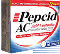 PEPCID AC 30'S - Queensborough Community Pharmacy