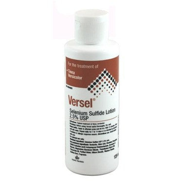 Versel 2.5% Lotion 125ml - Queensborough Community Pharmacy