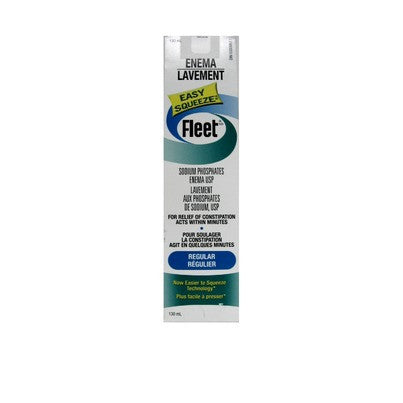FLEET ENEMA 130ML - Queensborough Community Pharmacy